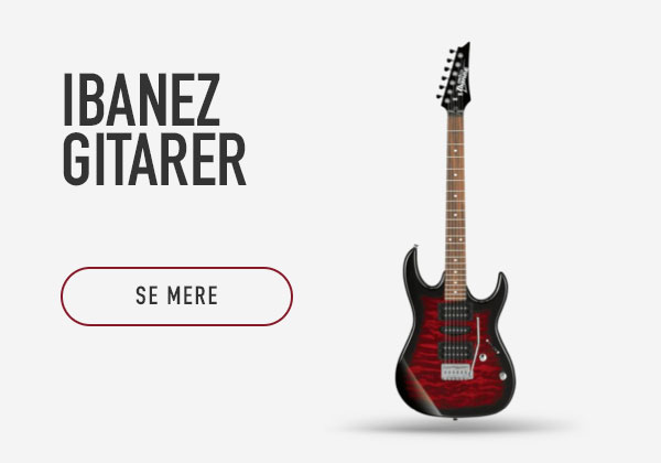 Dating vintage Ibanez gitarer