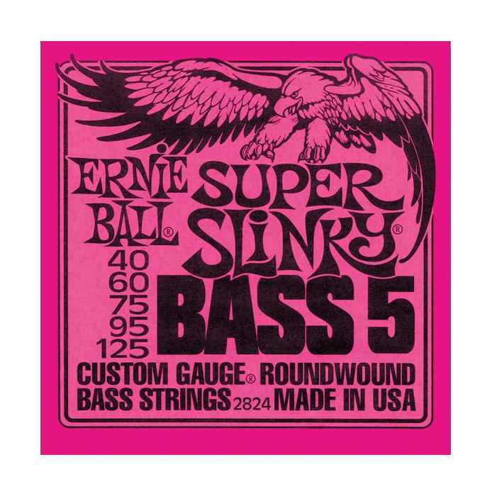 Strenger for 5-strenget bass