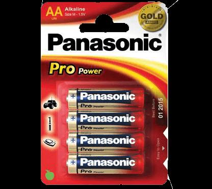 AA-batterier