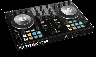 DJ-controllere