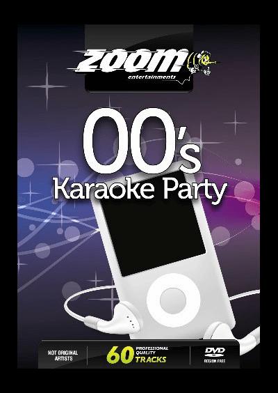 Karaoke-DVD-er