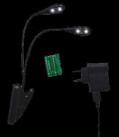 Notelamper