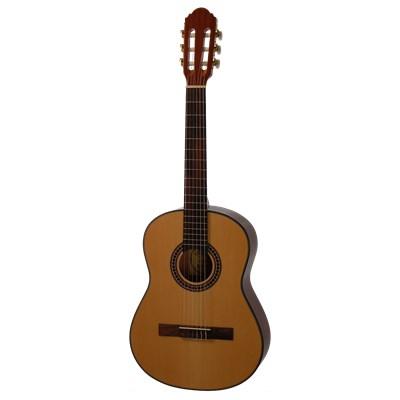 Venstrehendt spansk gitar