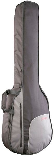 Bag for akustisk bass