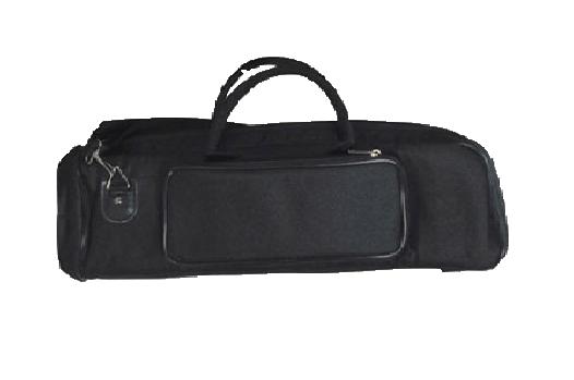 Trompet-kasser og bagger
