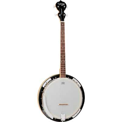 4-strengs banjo