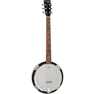 6-strengs banjo