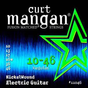 Strenger for el-gitar