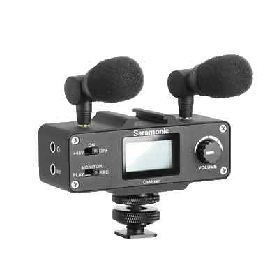 Kamera-mikrofon
