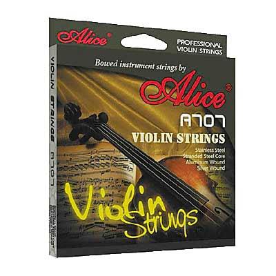 Strenger til fiolin