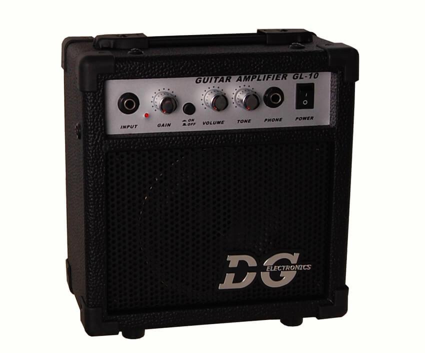 Bilde av Dg Electronics Gl-10 Gitarforsterker