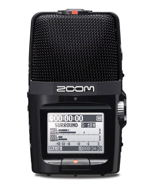 Bilde av Zoom H2n Handy Audio Recorder