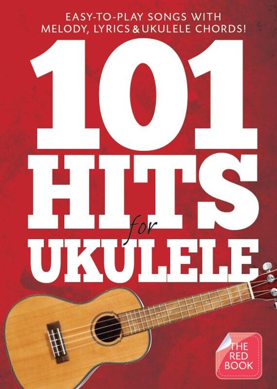 Bilde av 101 Hits For Ukulele Lærebok