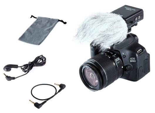 Bilde av Boya By-sm80 Stereo-mikrofon For Kamera