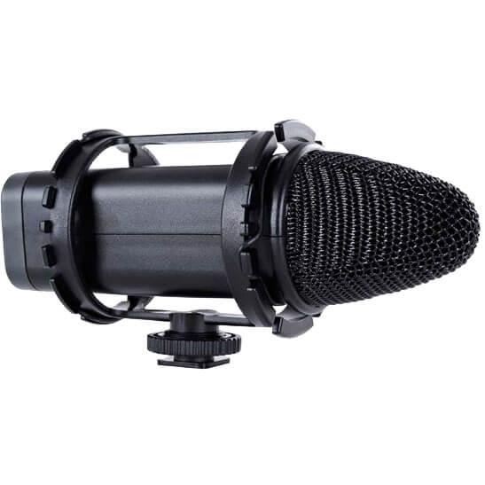 Bilde av Boya By-v02 Stereo-kamera-mikrofon
