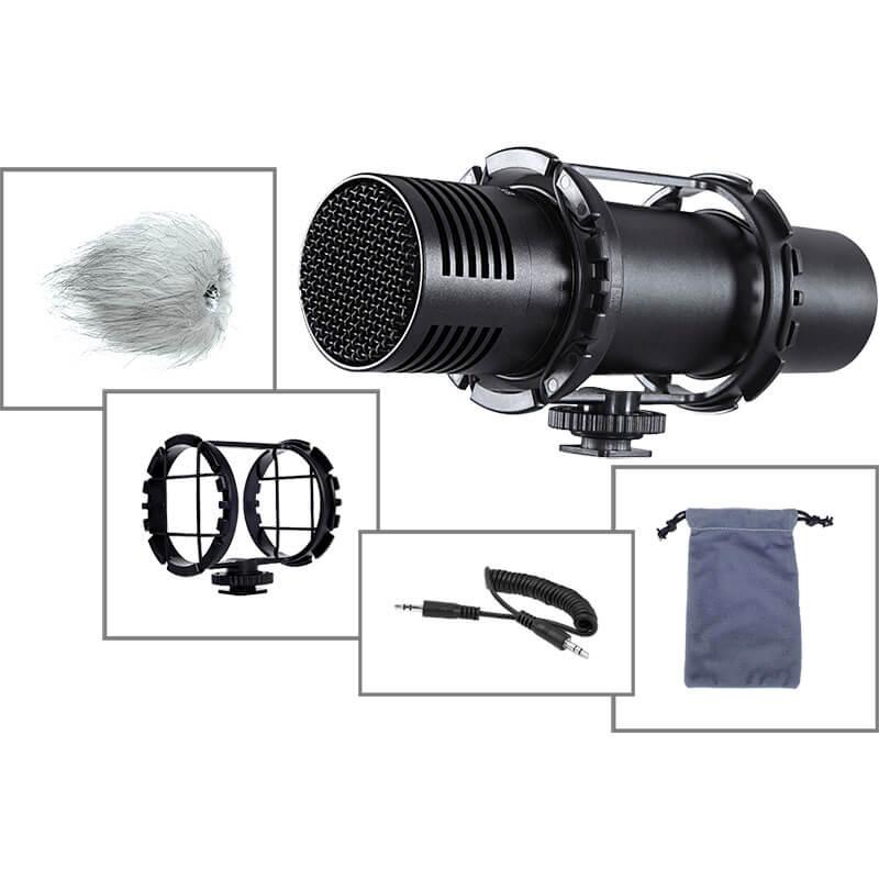 Bilde av Boya By-vm300ps Stereo-kamera-mikrofon