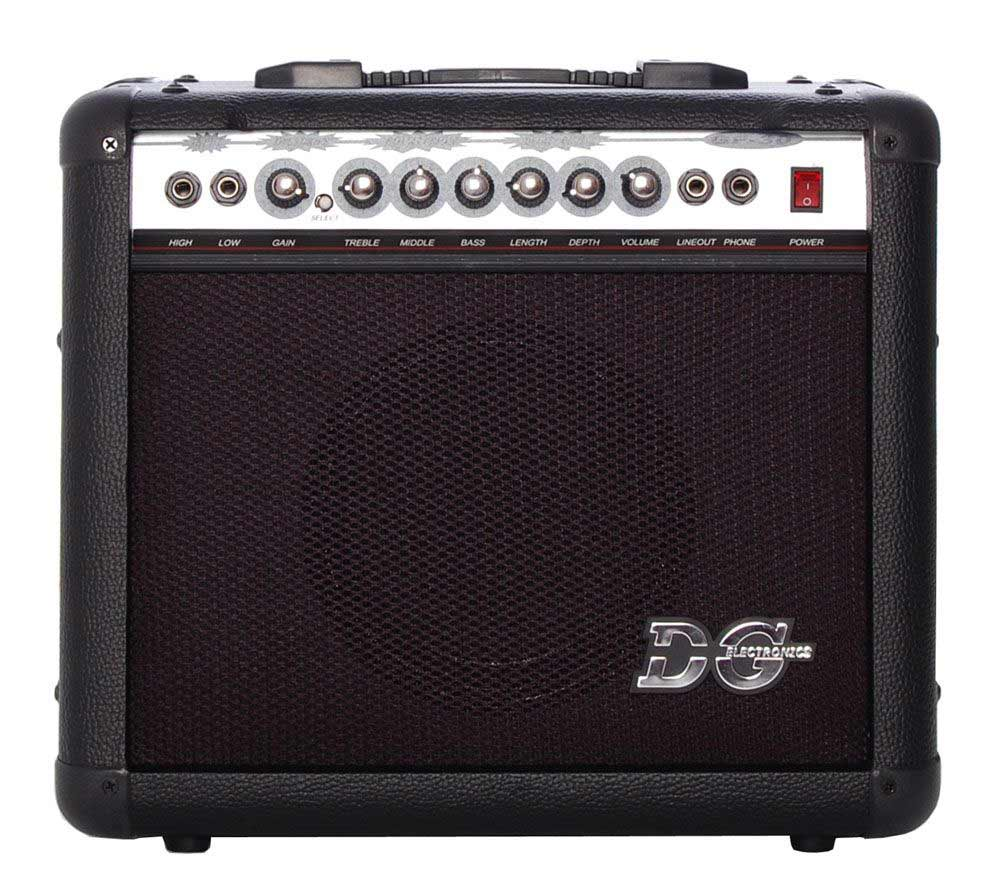 Bilde av Dg Electronics Gf-30 Gitarforsterker