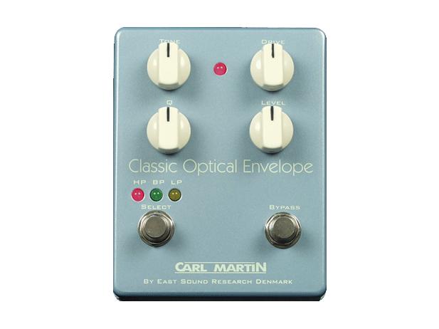 Bilde av Carl Martin Classicopticalenvelope Gitarpedal