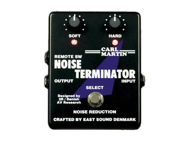 Bilde av Carl Martin Noiseterminator Gitarpedal