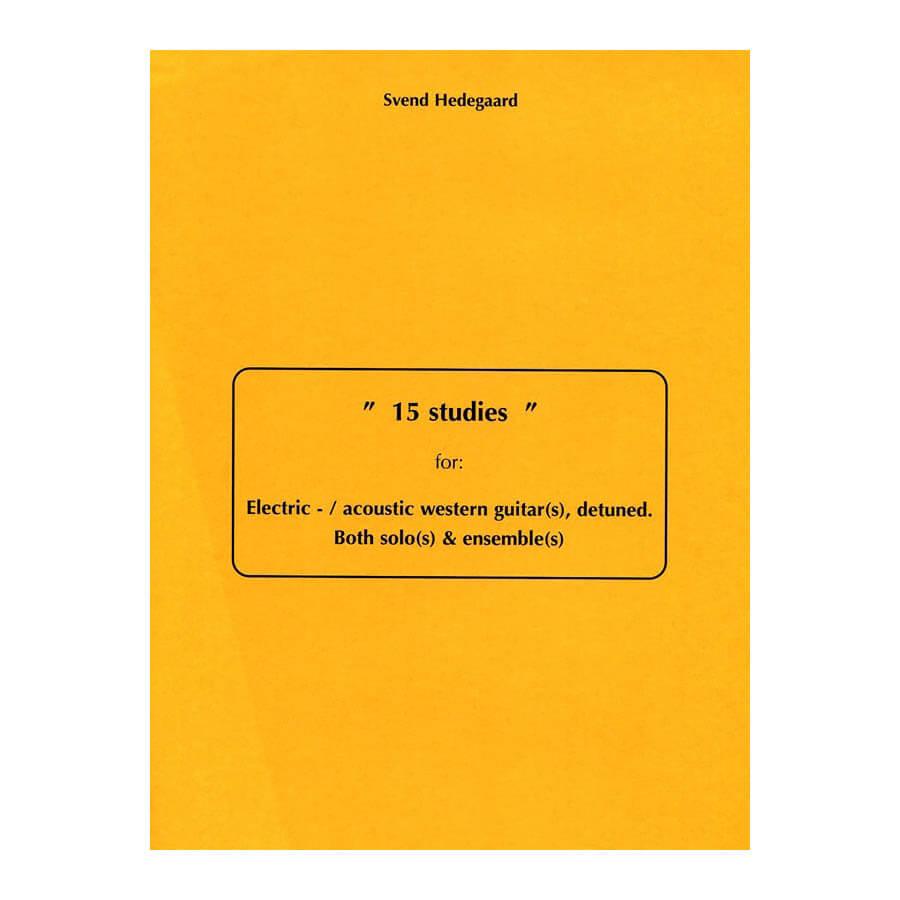 Bilde av 15 Studies Lærebog