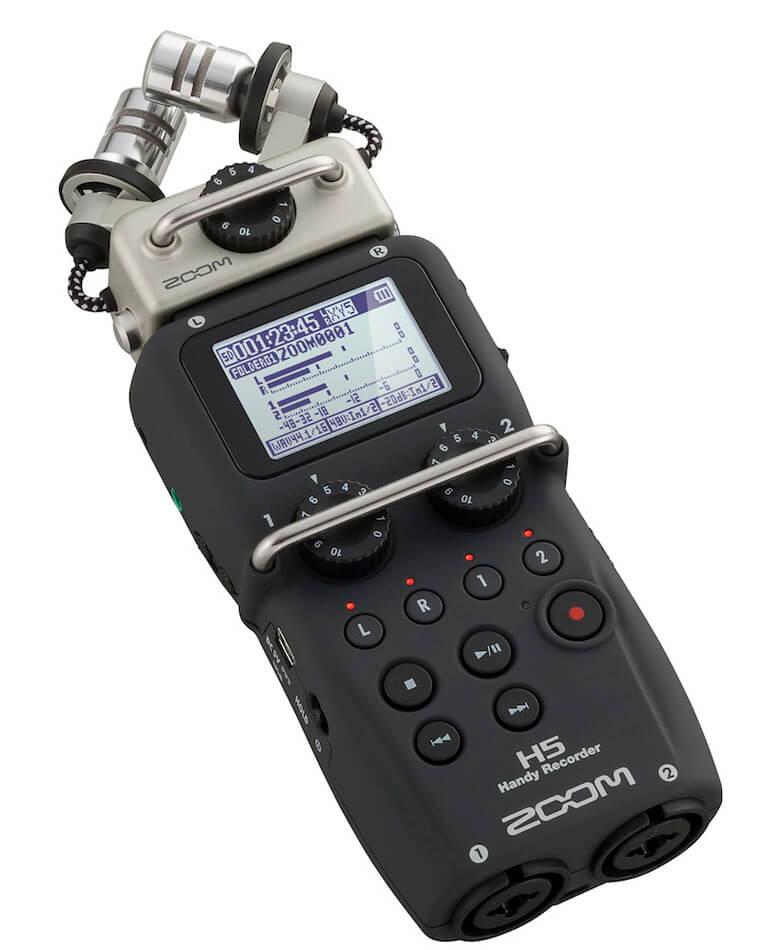 Bilde av Zoom H5 Handy Audio Recorder