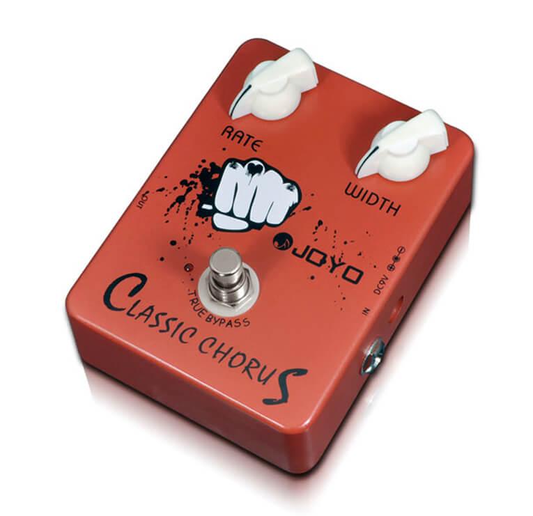 Bilde av Joyo Jf-05classicchorus Gitar-effekt-pedal