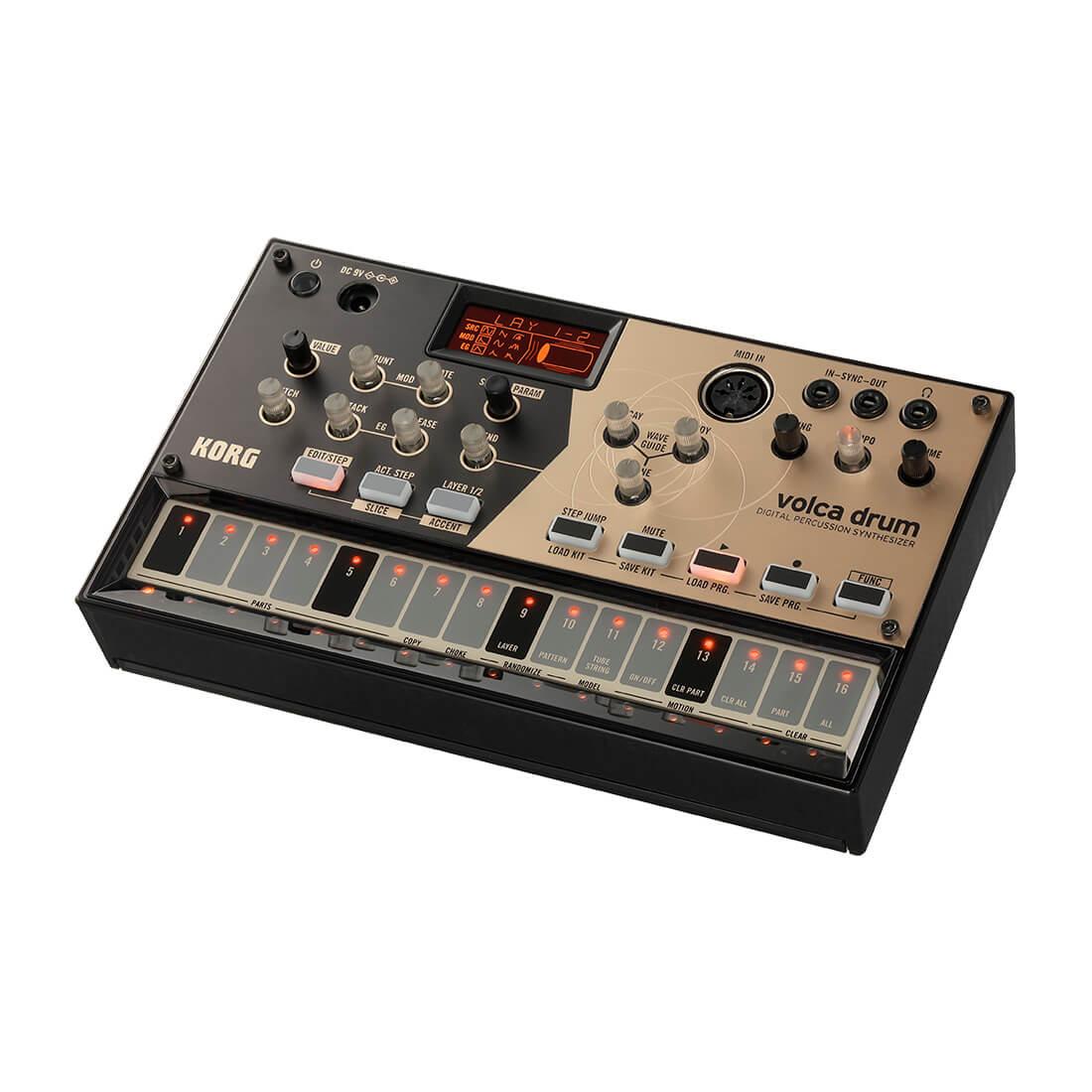 Korg Volca Drum perkusjon-synthesizer