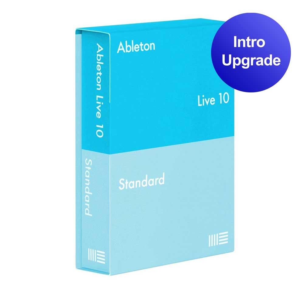 Bilde av Ableton Live 10 Standard Upgrade From Live Intro Programvare