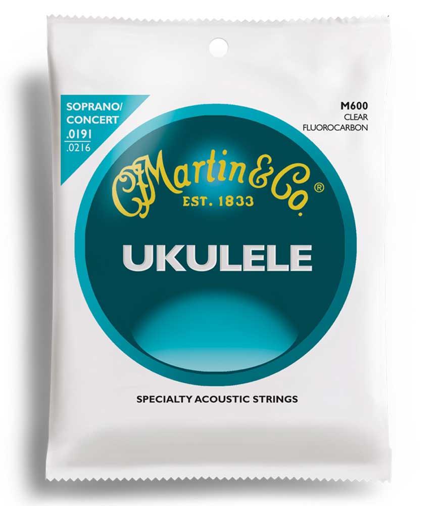Bilde av Martin M600 Ukulele-strenger