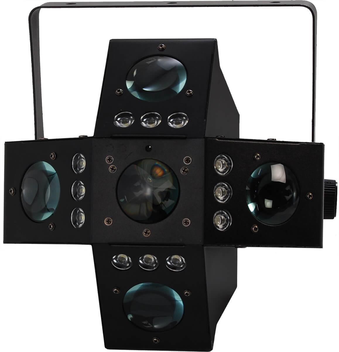 Bilde av Redshow Mul-61 Led Multi-lyseffekt