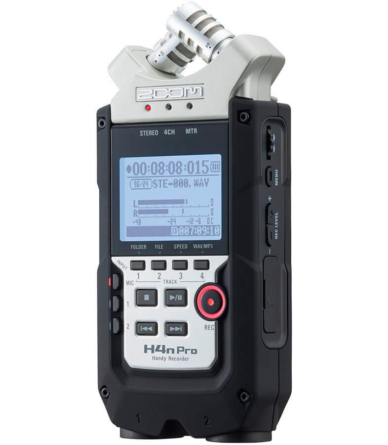 Bilde av Zoom H4n-pro Handy Audio Recorder
