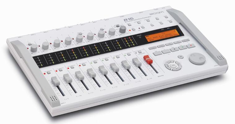 Bilde av Zoom R16 Harddisk-recorder / Audio Interface