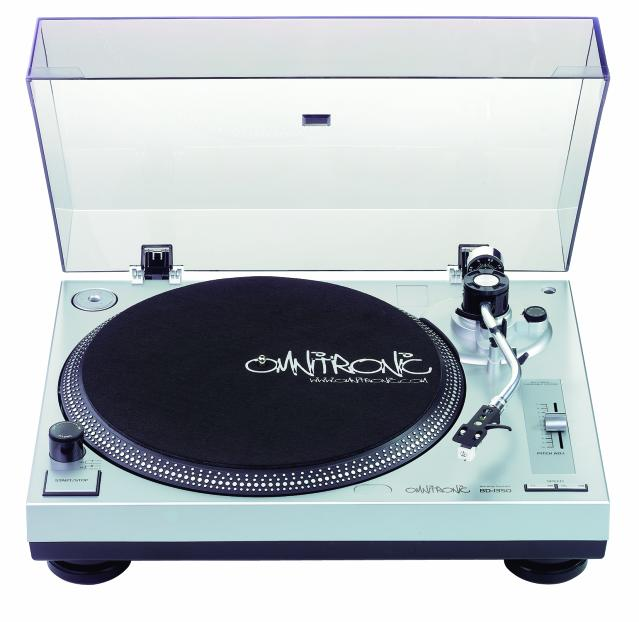 Bilde av Omnitronic Bd-1350 Platespiller