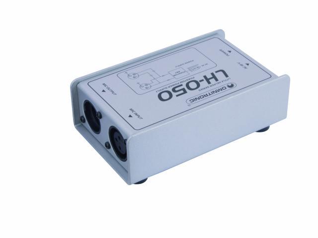Bilde av Omnitronic Lh-050 Phantom-strømforsyning