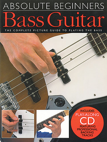 Bilde av Absolutebeginners:bassguitar Lærebok