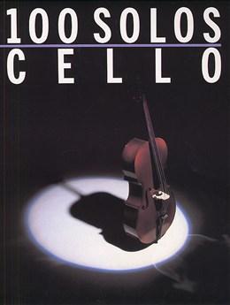 Bilde av 100solos:cello Lærebok