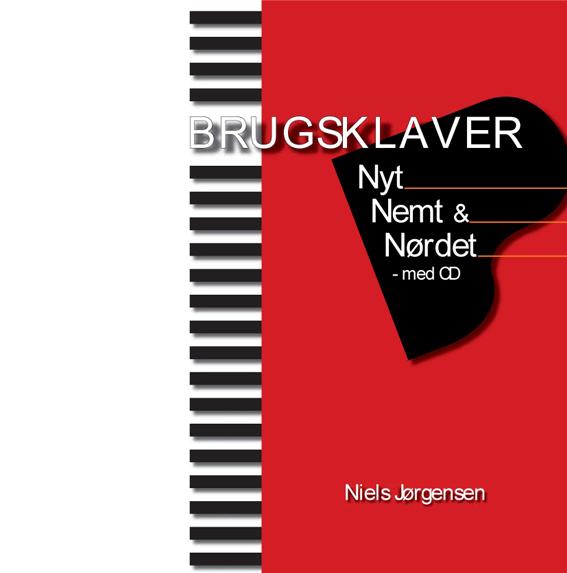 Bilde av Brugsklaver-nyt,nemtognørdet Lærebok