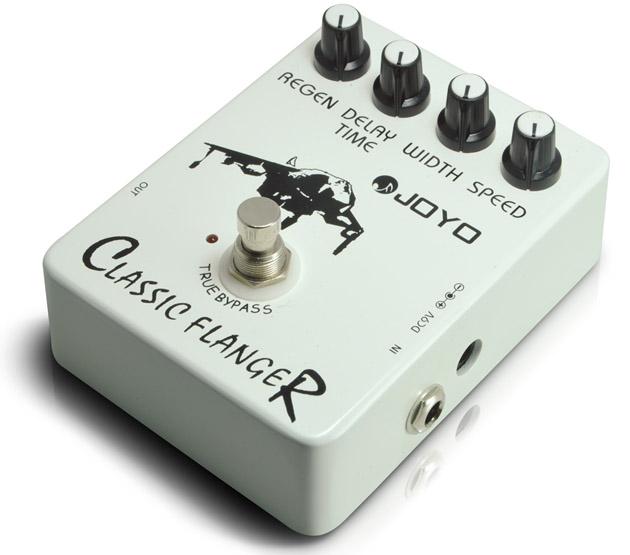 Bilde av Joyo Jf-07classicflanger Gitar-effekt-pedal