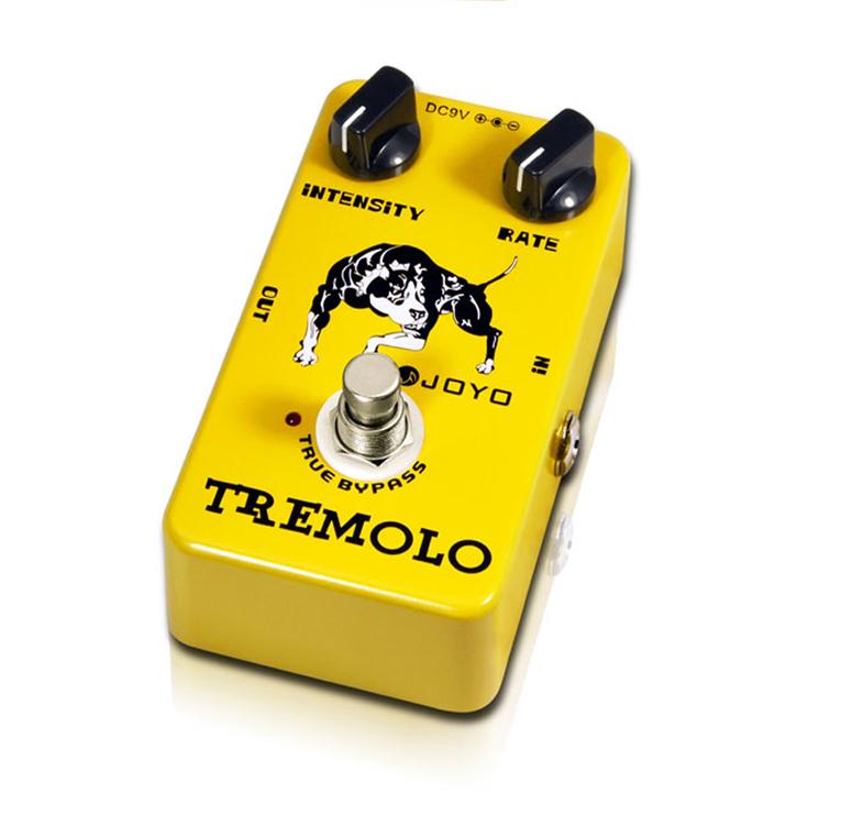 Bilde av Joyo Jf-09tremolo Gitar-effekt-pedal