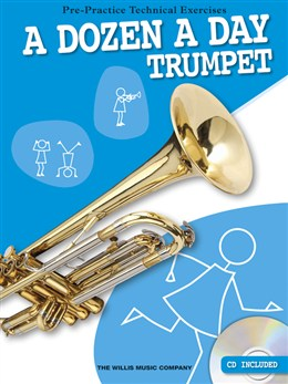 Bilde av Adozenaday-trumpet Lærebok