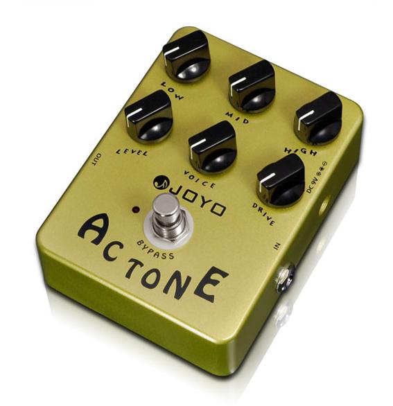 Bilde av Joyo Jf-13actone Gitar-effekt-pedal