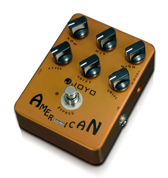 Bilde av Joyo Jf-14americansound Gitar-effekt-pedal
