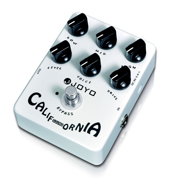 Bilde av Joyo Jf-15californiasound Gitar-effekt-pedal