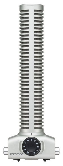Bilde av Zoom Sgh-6 Shotgun-mikrofon For H6, H5 Og Q8