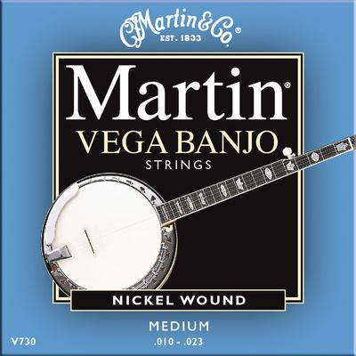 Bilde av Martin V730 Banjo-strenger, 5-strenget