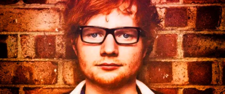Ed Sheeran gjør det sexy å ha rødt hår!