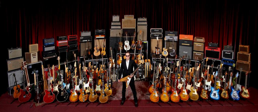 Når én gitar ikke er nok