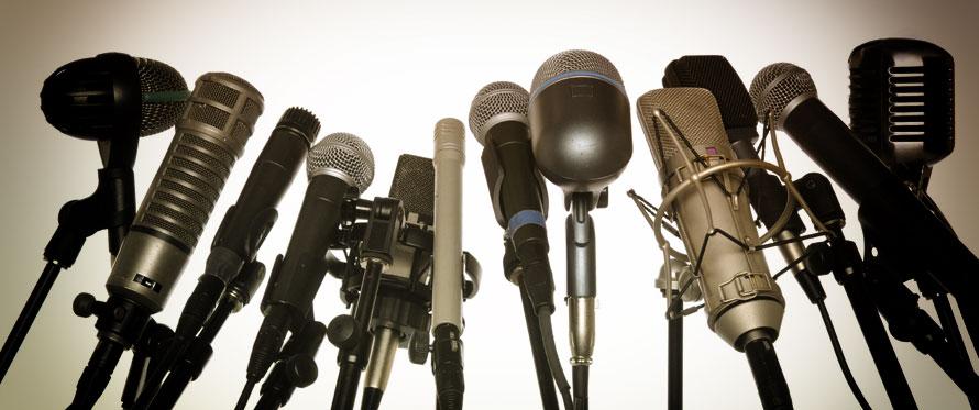 Sånn velger du mikrofon