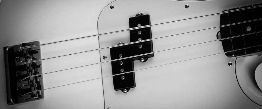Fender Professional bass