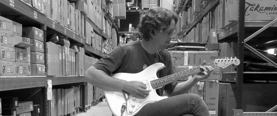 Den nye Fender Player-serien!